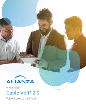 Cable VoIP 2.0 Cloud Moves to the Cloud Pic