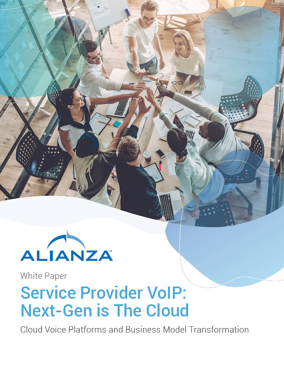 Service Provider - Next-Gen is the Cloud Pic