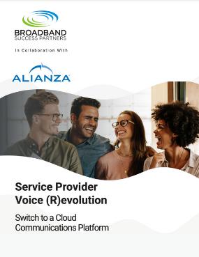 Service Provider Revolution White Paper Thumbnail
